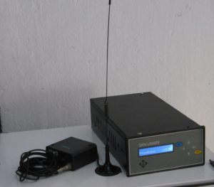 Datalogger with GPRS